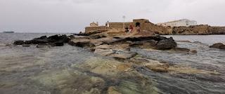 Isla de Tabarca, Puerta de la Trancada, Puerta de Poniente o Puerta de San Gabriel .