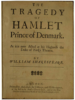 a closer look at the tragedy of hamlet Everything you need to know about the writing style of thomas kyd's the spanish tragedy, written by experts with you in mind let's take a closer look.