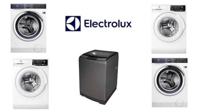 Daftar Harga Mesin Cuci Electrolux