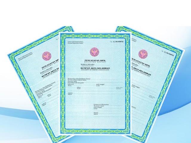 Persyaratan Pembuatan Akta Kelahiran di Disdukcapil Kota Bandung