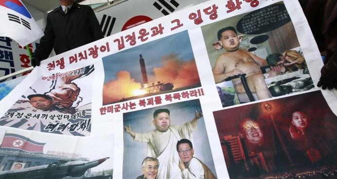 """China propone un pacto a EE.UU. y Corea del Norte para evitar una """"colisión"""""""