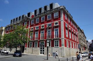 Antigo Posto de Correio na Praça da Batalha, Porto