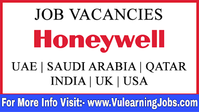 Honeywell Jobs September 2019 For Latest Jobs In UAE-Saudi Arabia-Qatar-Oman-USA-UK-India-Malaysia-Kuwait