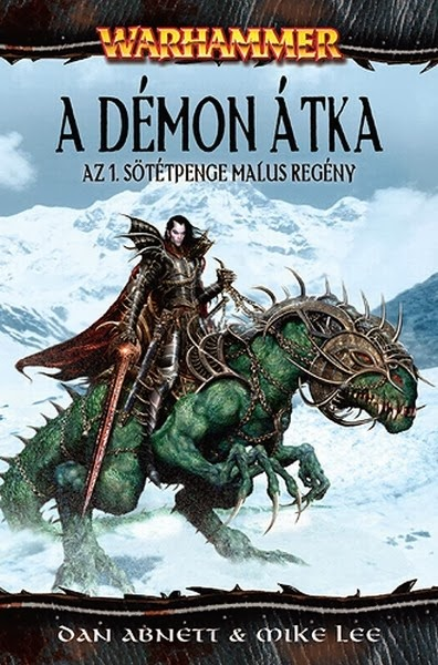 Dan Abnett / Mike Lee - A démon átka