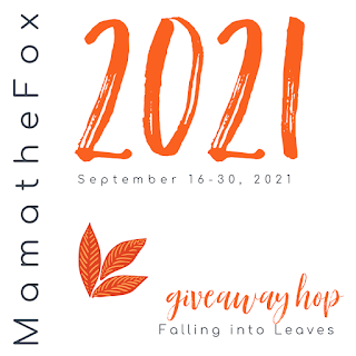 Falling into Leaves 🍂 Giveaway Hop