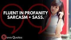 Sassy Quote