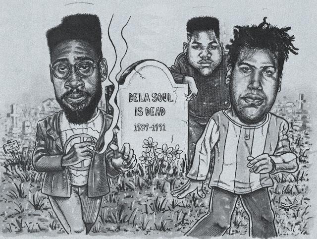 De La Soul Is Dead (May 14, 1991)