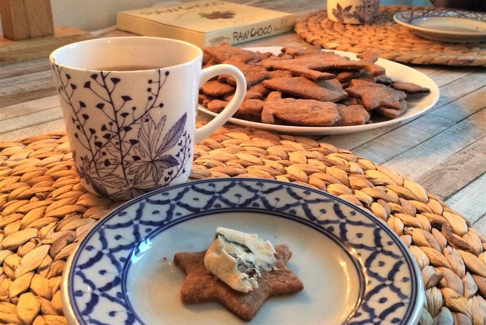 Terveellisempää jouluherkuttelua osa 3: Foodin piparkakunvalmistuspaketti
