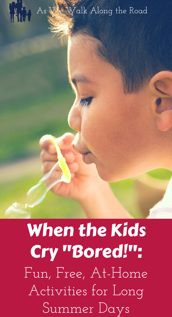 Fun free summer ideas for kids