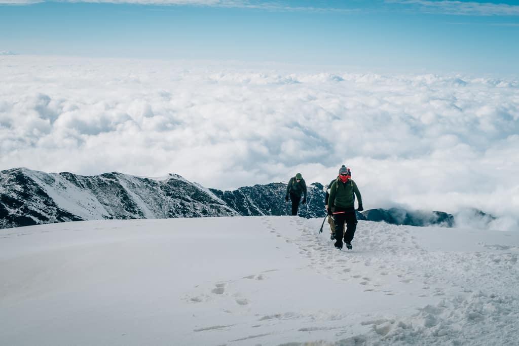 Погода на горе Тубкаль в Марокко