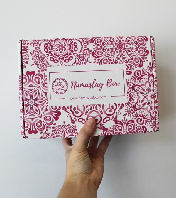 Naturally Me, Namaslay Box, Yoga Box, Namaslay Box Review, Yogi, Yoga Diaries, The perfect montly yoga box