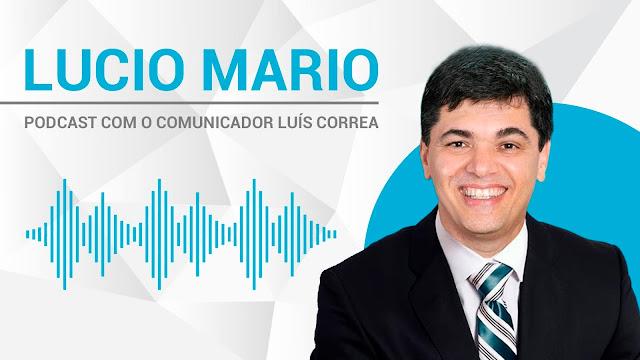 Lucio Mario, pré-candidato a vereador de Bom Jardim - PE, participa de série de podcasts