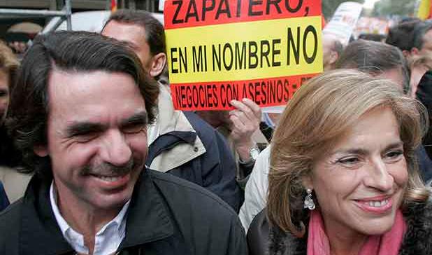 Hacienda multa con 70.400 euros a José María Aznar por irregularidades fiscales en 2011 y 2012