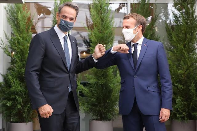 Το Παρίσι επιδιώκει έντονα μία Pax Mediterranea