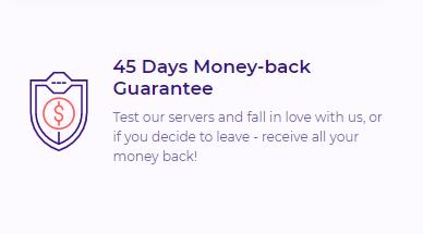 HostArmada Money-Back Guarantee, hostarmada, hostmarmada review,