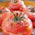 Pieczone pomidory faszerowane ziemniakami i ziołami