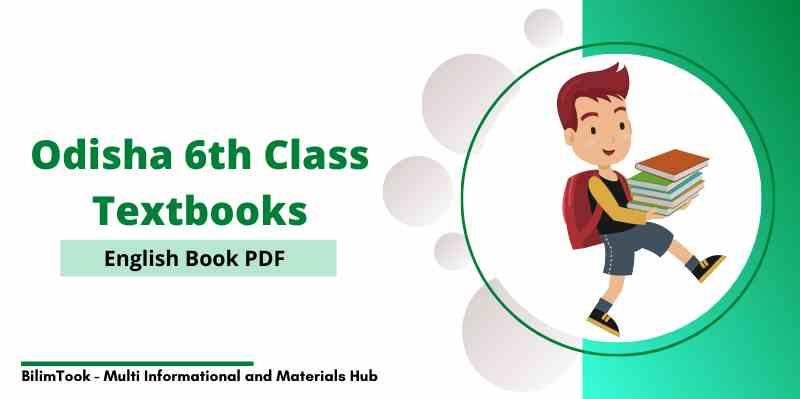 Odisha 6th Class English Book PDF Download 2021