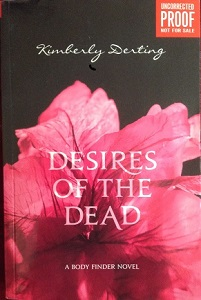 Desires of the Dead / Giveaway!