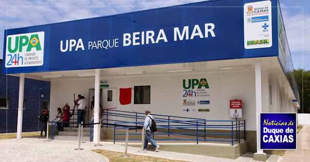 Funcionários fecham UPA de Duque de Caxias para dormir amanhecem na delegacia e demitidos