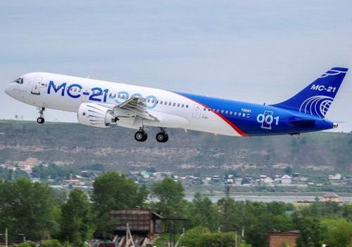 Tinuku Irkut Corporation successfully tested MS-21-300 passenger jet