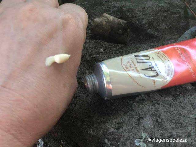 Creme de Mãos Multibenefícios Caju L'Occitane Au Brésil