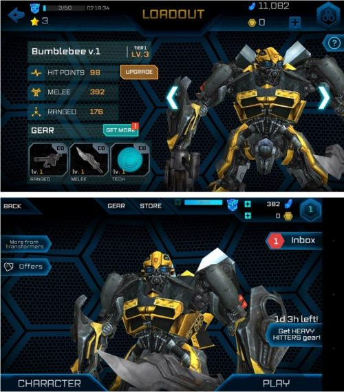 Download APK Transformers Age Of Extinction 2