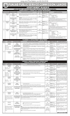 Latest Jobs Educators (Teachers) PPSC March 2019 And Other 1000+| Apply Online