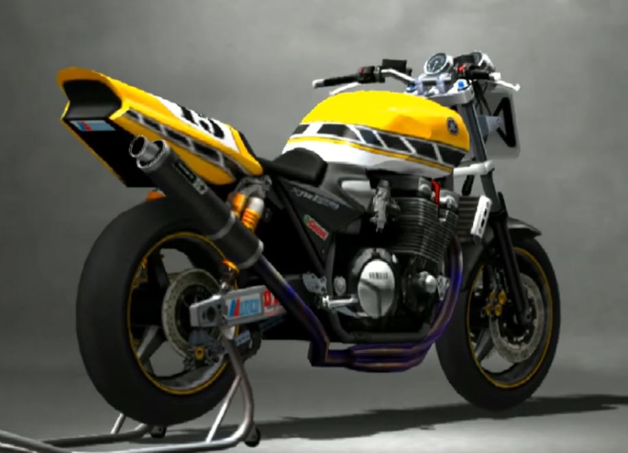 Yamaha XJR1300 Racing Modify 2005
