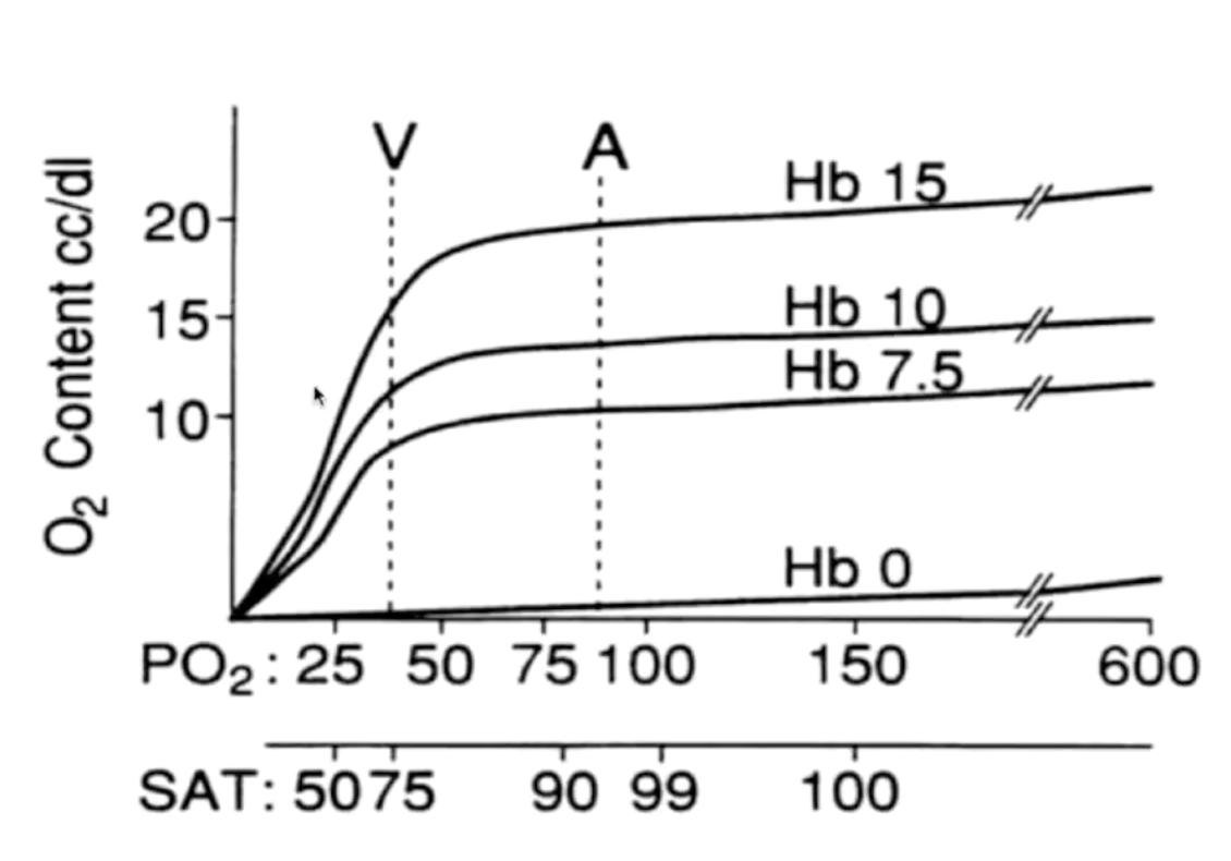 presion parcial de oxigeno en sangre arterial