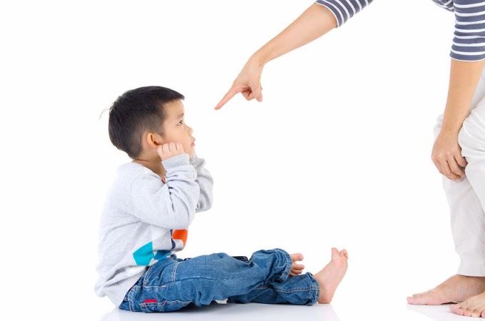 4 kesilapan besar ibu bapa dalam mendidik anak