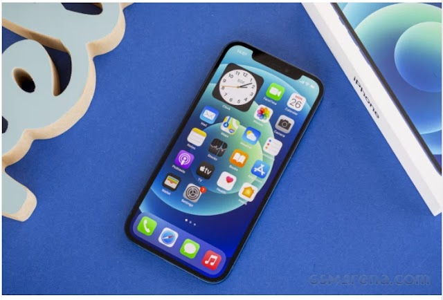 Take a look at the Apple iPhone 12