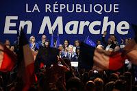Un nouveau local de La République en marche a été vandalisé dans la nuit de lundi à mardi à Foix (Ariège), selon les informations de BFM TV.