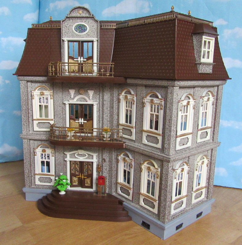 Classic Mansions Emma J 39 S Playmobil