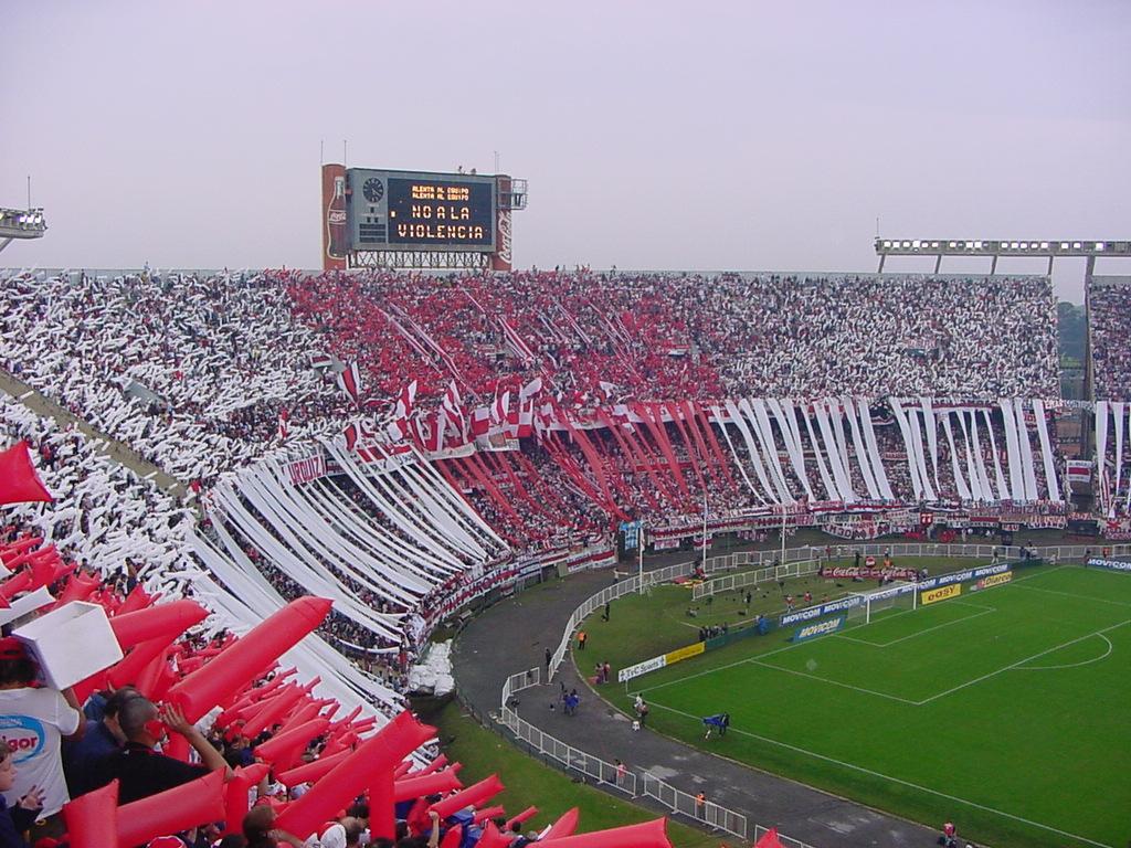 Optimum Sports : River Plate Suffer Monumental Fall