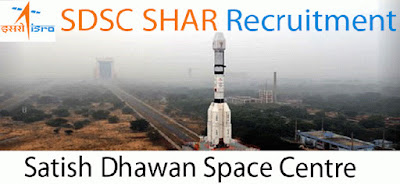 SDSC SHAR jobs,latest govt jobs,latest jobs,govt jobs,jobs,Medical Officers jobs, Trained Graduate Teacher jobs