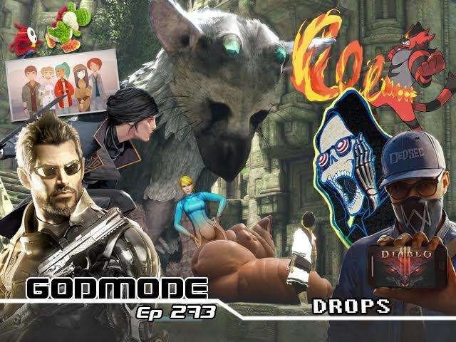 GODMODE 273 - DROPS