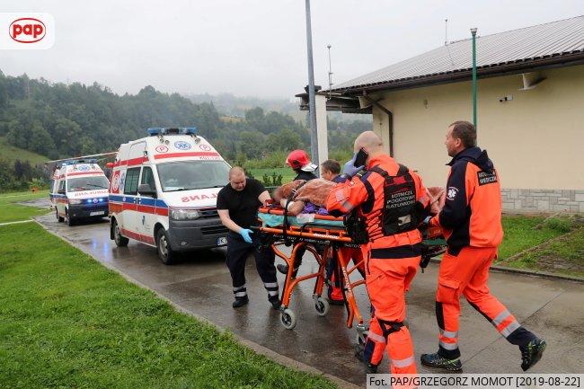 5 cilvēki gājuši bojā negaisa laikā Polija un Slovākijā