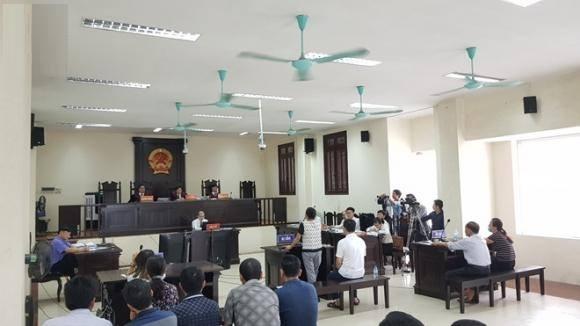 Đề nghị tòa triệu tập nguyên Phó trưởng Công an TP.Thái Bình Cao Giang Nam