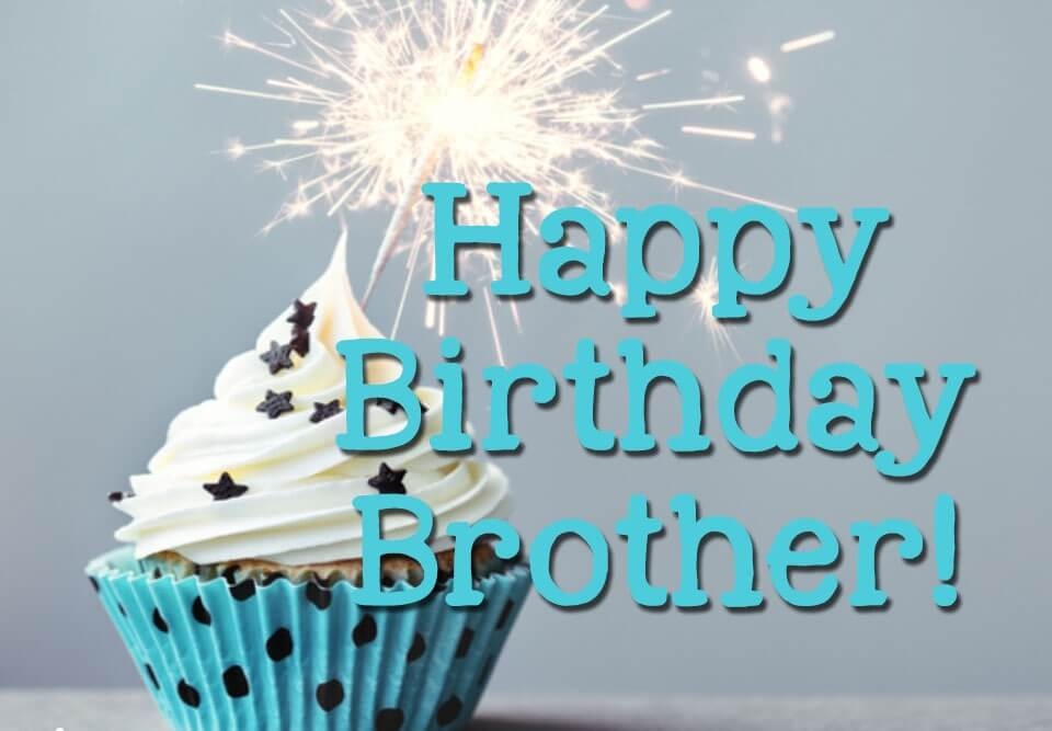 Happy Birthday Brother Wishes Quotes Cake Images Messages The
