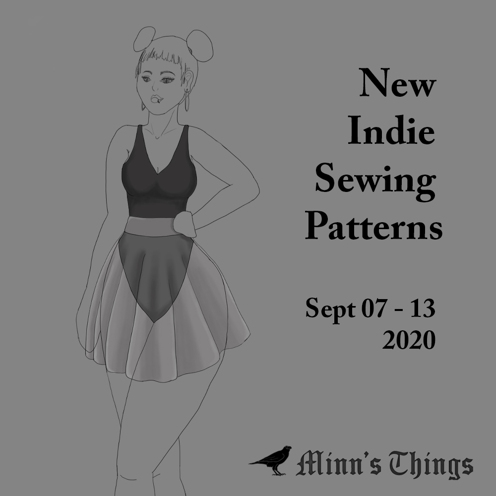 New Indie Sewing Patterns September 2020