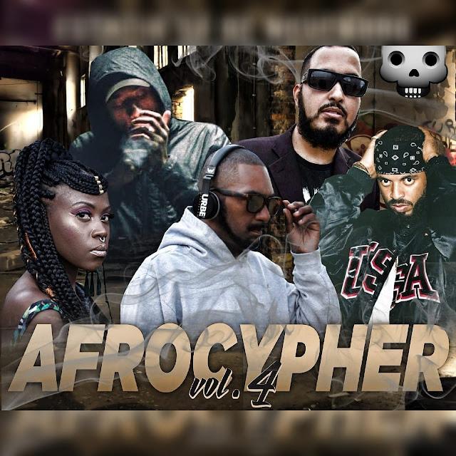 Com participação de: Preta Ary, Moto Treta, Rocha Man, Nego E e Cab, AfroCypher chega em sua 4º edição