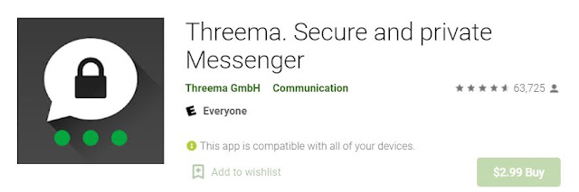 Threema Private Messenger