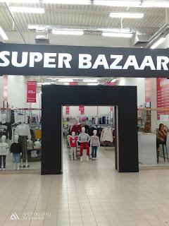 Tempat Baju Branded Murah ini bisa didapatkan di FO Super Bazaar Mangga Dua Square