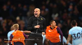 Guardiola Pelatih Spanyol Pertama Juarai Liga Inggris