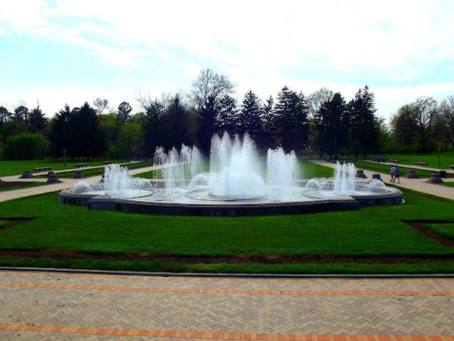 Garfield Park Sunken Gardens