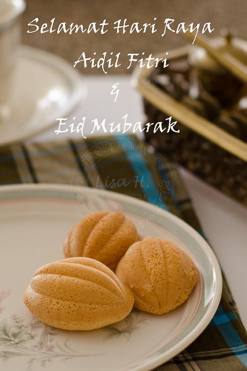 Selamat Hari Raya 2011/ Eid Mubarak 1432