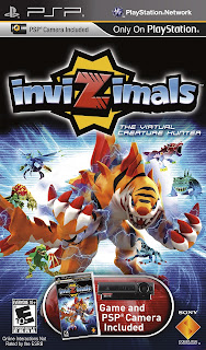 Download Invizimals ISO PPSSPP