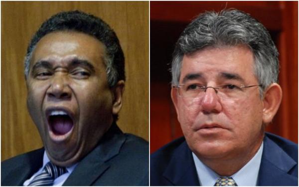 Félix Bautista y Víctor Díaz Rúa