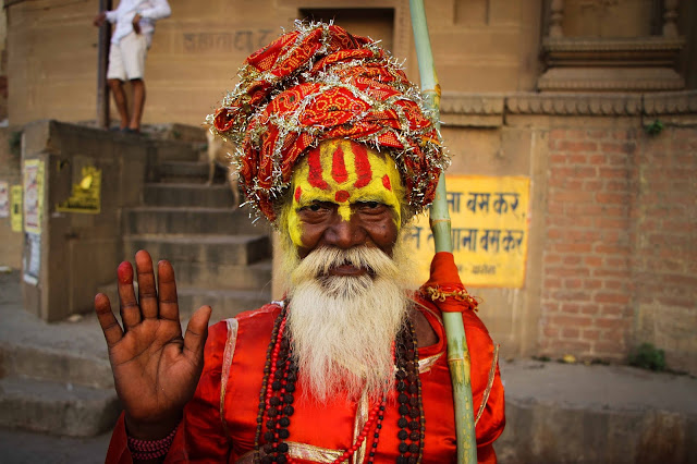 Experiencing the rich Indian Pilgrimage