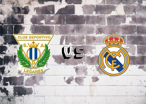 CD Leganés vs Real Madrid  Resumen y Partido Completo